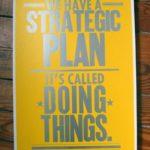 Strategy vs. GSD