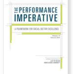Seven Habits of High Performing Nonprofits