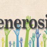 A Culture of Generosity