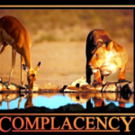Complacency: Not A Thought, An Attitude